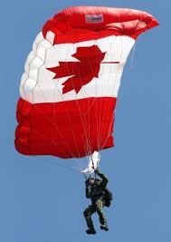 Can parachute
